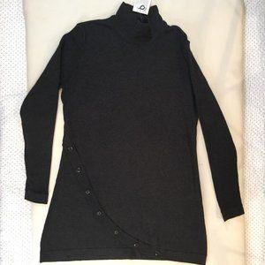 Soft Surroundings Women's Dark Gray Sweater SzL
